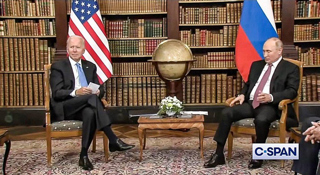 Putin Says Talks With Biden 'Constructive', Nations Agree To Return Ambassadors