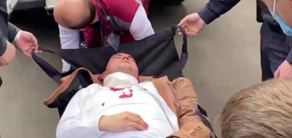 Belarus Opposition Prisoner Cuts Throat In Courtroom