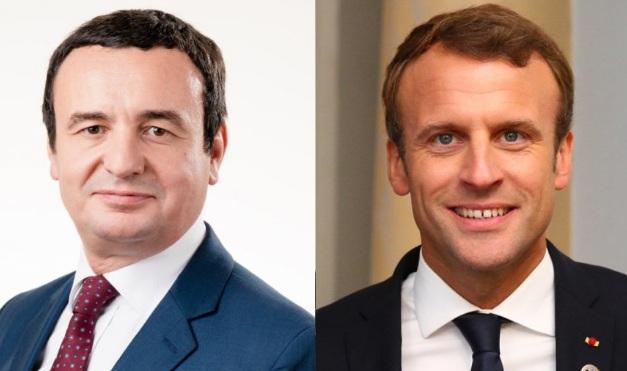 Kosovo Prime Minister To Meet French President In Paris