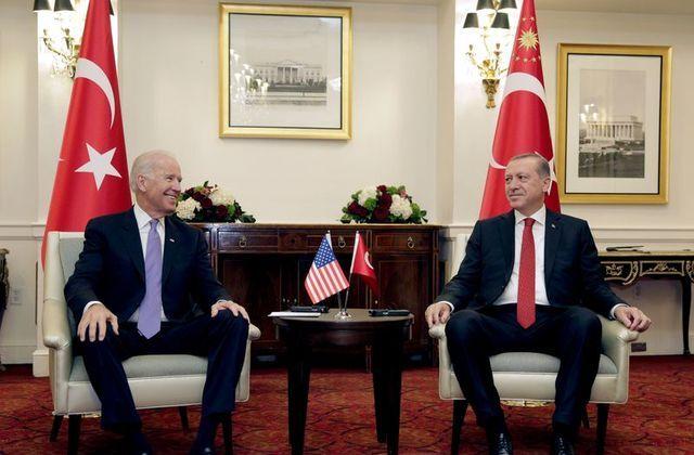 Erdogan Seeks Biden's Collaboration To Increase Kosovo's International Recognition