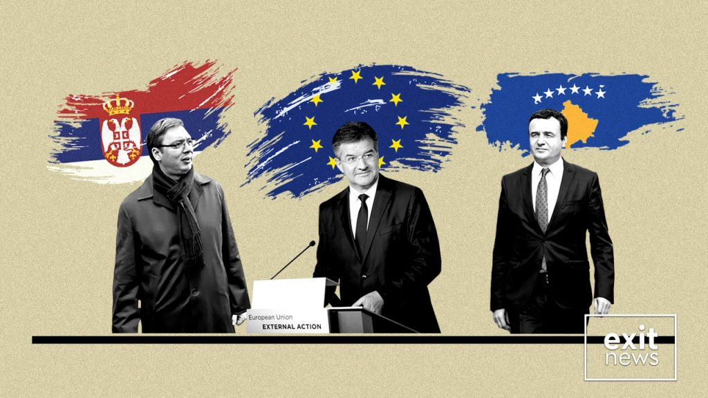 No Resolution In Sight For Kosovo-Serbia Dialogue