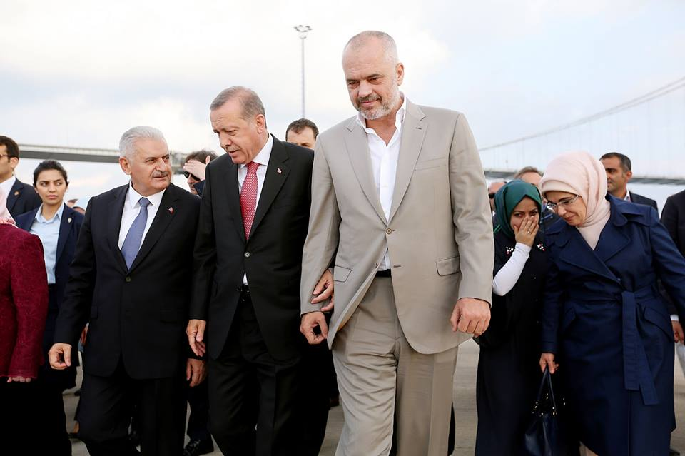 Erdogan's Spokesperson Comments On Turkish-Albanian Defence Cooperation