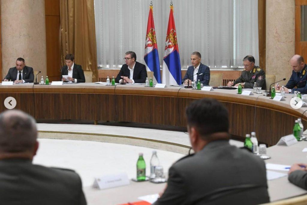 Serbia Refuses EU Proposal, Demands Kosovo Police Retreat From Border