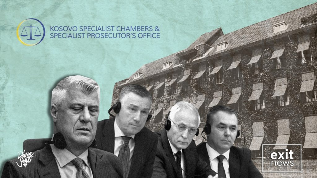 Trial Against Former Kosovo Liberation Army Leaders Begins In The Hague