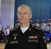 Russian Navy Shuffle